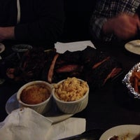 Photo taken at Bobby Q's Smoke House by El T. on 2/23/2014