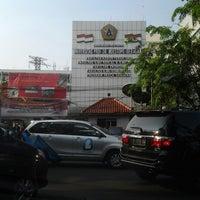 Photo taken at Universitas Prof. Dr. Moestopo (Beragama) by Fraswita A. on 10/9/2012