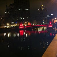 Photo taken at Pere Marquette Park by Kyle O. on 12/16/2012