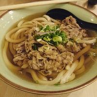 Photo taken at Men-ichi Japanese Ramen (麺いち) by Leo Y. on 3/23/2015