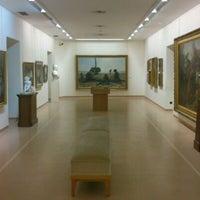 Photo taken at Museo Bellas Artes by Iván L. on 11/24/2012