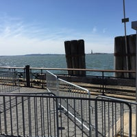 Photo taken at Ellis Island Ferry Security Queue by Bradley M. on 3/22/2015