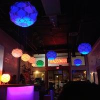 Photo taken at Tangerine Hookah Lounge by Ryan H. on 3/30/2013