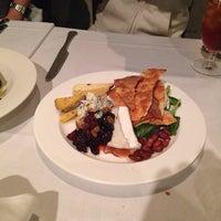 Photo taken at Undercurrent Restaurant by Eric C. on 4/9/2014