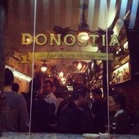 Photo taken at Donostia by Donostia on 12/1/2013