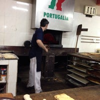 Photo taken at Pizzería Portugalia by Francisco F. on 12/15/2013