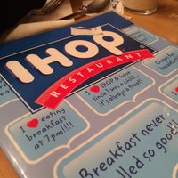 Photo taken at IHOP by Insanee O. on 1/20/2014