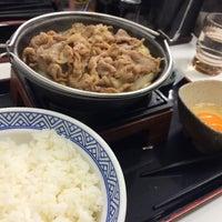Photo taken at 吉野家 葛西駅店 by uchikoc on 2/2/2015