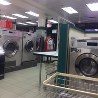 Photo taken at Laundromat by Yurin T. on 1/10/2014