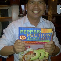 Photo taken at Chilli's by Ma. Pamela May A. on 6/9/2013