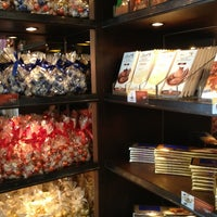 Photo taken at Lindt Chocolat Café by Alain d. on 2/9/2013