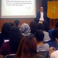Photo taken at Fakultas Ilmu Sosial dan Ilmu Politik by reza setiawan on 5/27/2016