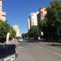 Photo taken at İnönü Caddesi by ✔️🎱AKerim🏡✔️ on 7/14/2016