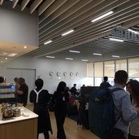 Photo taken at Lufthansa Senator Lounge by Jim J. on 9/21/2016