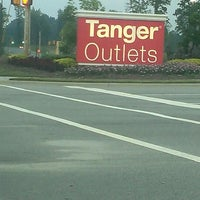 Photo taken at Tanger Outlet Mebane by King👑💵 on 7/19/2013