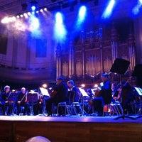 Photo taken at Philharmonie by Ardi F. on 3/18/2012
