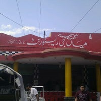 Photo taken at Mian Jee Restaurant by Rizwan H. on 4/15/2012