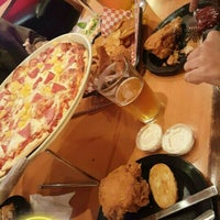 Photo taken at Shakey's Pizza Parlor by Jeronica on 5/21/2016