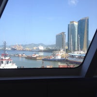 Photo taken at Port of Spain Ferry Terminal by Jacqueline B. on 8/28/2015