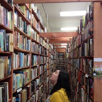 Photo taken at Downtown Books by Matt G. on 4/12/2014