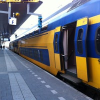 Photo taken at Station Utrecht Centraal by Willem v. on 1/12/2013