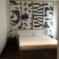 Photo taken at Pulitzer Hotel Rome by Ilaria @ilarysgrill B. on 7/4/2013