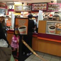 Photo taken at Dunkin Donuts by Jesse on 9/16/2013