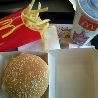 Photo taken at McDonald's by Funda T. on 12/9/2013