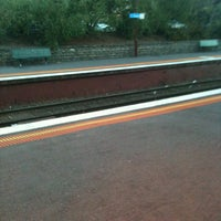 Photo taken at Prahran Station by Michelle S. on 11/13/2012
