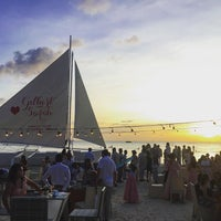 Photo taken at Discovery Shores Boracay by Kareena P. on 11/20/2016