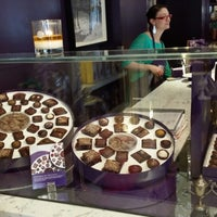 Photo taken at Vosges Haut Chocolat by Kevin C. on 4/13/2014