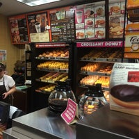 Photo taken at Dunkin' Donuts by Takayuki U. on 3/4/2015