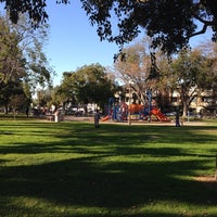 Photo taken at Orizaba Park by Grigory S. on 1/5/2014