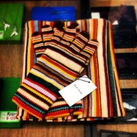Photo taken at Paul Smith Sale Shop by Thiti P. on 12/5/2013