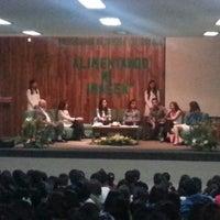 Photo taken at Preparatoria 1 Adolfo Lopez Mateos by Danny M. on 4/24/2014