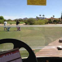 Photo taken at Red Mountain Ranch Country Club by Ken C. on 4/7/2013