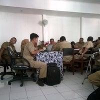 Photo taken at Dinas Pendidikan Kab. Bogor by Suwarno C. on 5/26/2014