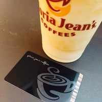 Photo taken at Gloria Jean's Coffees by Towie C. on 2/3/2014