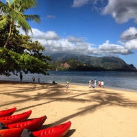 Photo taken at The St. Regis Princeville Resort by Miss W. on 8/13/2013