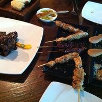 Photo taken at Ödün Restaurante Condesa by Eddie R. on 5/27/2012