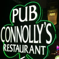 Photo taken at Connolly's Pub & Restaurant by Sean M. on 5/20/2013