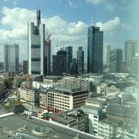 Photo taken at Jumeirah Frankfurt by Khalid A. on 6/5/2013