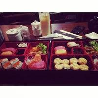 Photo taken at Takarajima Sushi by siva f. on 7/14/2014