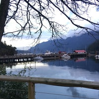 Photo taken at Horseshoe Bay Park by Tazim D. on 11/15/2016