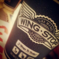 Photo taken at Wingstop by Dave S. on 10/26/2012