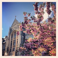 Photo taken at Georgetown University by anjelika on 4/20/2013