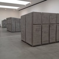 Photo taken at Gagosian Gallery by Bea P. on 4/13/2013