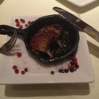 Photo taken at Park Steakhouse by Anastasia M. on 9/28/2014
