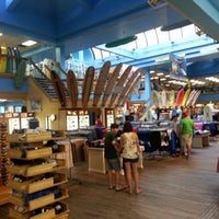 Photo taken at Ron Jon Surf Shop by Joey d. on 1/5/2013