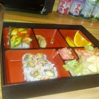 Photo taken at Domo Japanese Restaurant & Sushi Bar by Sonny G. on 10/10/2012